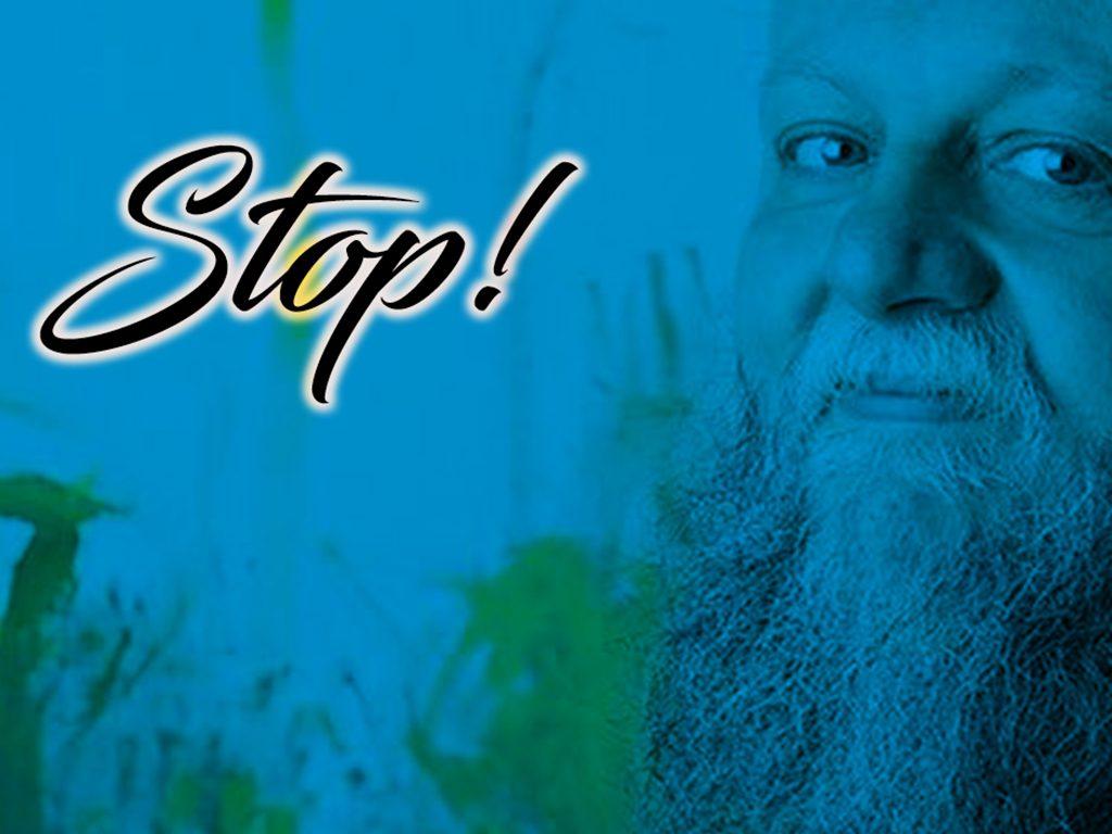 STOP: impariamo a fermarci