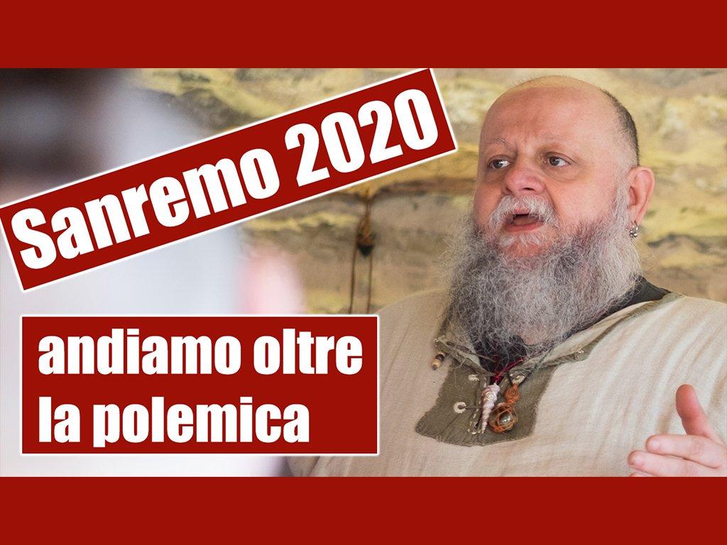 Sanremo 2020, andiamo oltre le polemiche