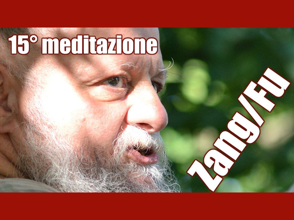 15° meditazione Zang Fu