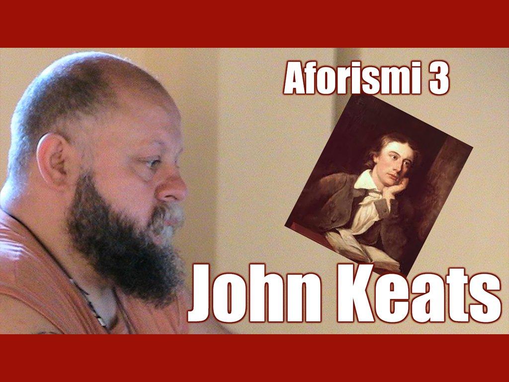 Aforismi 3: John Keats